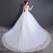 Vl11 Vestido De Noiva Lindo Com Cauda Importado Renda Pedras
