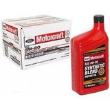 Aceite De Motor Semisintetico 5w20 Motorcraft Caja 12 Unid