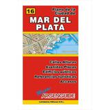 Mapa De Mar Del Plata - 16