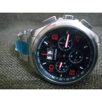 Relógio Tag Grand Carrera 36 Dial Preto Frete Gratis