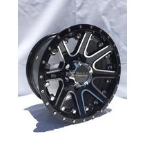 Rines 15 Aluminio 6/139 Chevrolet Tacoma Hilux L200 Ranger