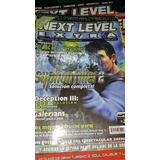 Revista Next Level Extra Mayo 2000 Syphon Filter 2 Galerians
