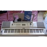 Teclado Yamaha Dgx-220 (6 Octavas) + Manual