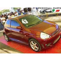 Saia Lateral Ford Ka 1997/2007 Sem Pintar