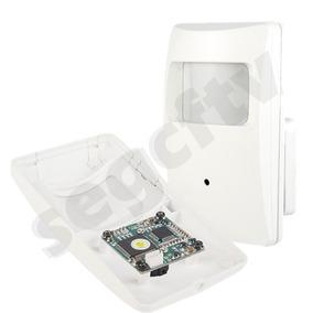 Mini Câmera Camuflada Em Sensor De Presença - Ahd