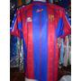 Camiseta Fútbol Barcelona España 1997 1998 Luis Enrique #21