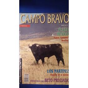 Revista De Toros Campo Bravo. Tauromaquia. Taurino.