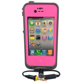 Waterproof Apple Iphone 4/4s Contra Agua Forro Protector