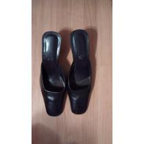 Zapatos Grimoldi 35 Bajos Punta Cuadrada