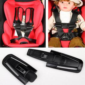 Clip Trava Para Cinto Segurança Na Cadeirinha Bebê Infantil