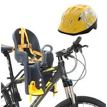 Soporte Del Asiento Delantero De La Bici Del Bebé Con La Ba