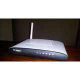 Router Thompson Tg 580 Nitido.