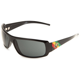 Lentes De Sol Electric Charge Black Tweed / Grey Rasta