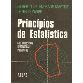Principios De Estatistica - 630 Exercícios Resolvidos -