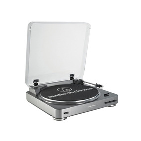 Tornamesa Tocadiscos Vinil Acetato Audio-technica At-lp60usb