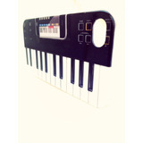 Case Capa Iphone 4 4s Piano Musica Teclado