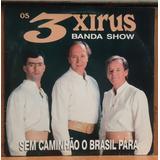 Lp (033) Vinil - Gaúchos - Os 3 Xirus
