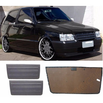 Forro De Porta Fiat Uno 2 P Ano De 86 A 13