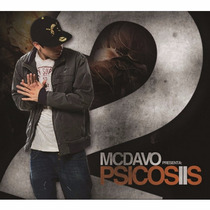 Psicosis Ii 2 / Mc Davo / Disco Cd Con 11 Canciones