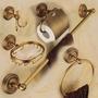 Kit Acessórios Para Banheiro Estilo Bronze Antigo Encomenda