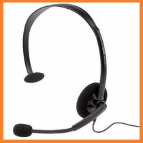 Fone De Ouvido Microfone Headset Para Xbox 360 Original