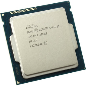 Processador Intel Core I5 4670t Socket 1150 2.3ghz Up 3,3ghz