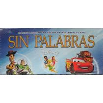 Juego Sin Palabras - Disney - Marca Toyco - Mímica Y Gestos
