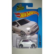 Hot Wheels - Hw City - Fiat 500