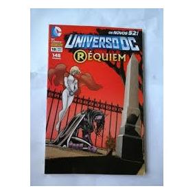 Universo Dc 18 - Os Novos 52 - Requiem - Panini - 2013