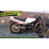 Replicas Calcos Graficas- Yamaha Rzr 250
