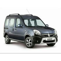 Fundas Asientos De Renault Kangoo Cuero Ecológico Premium