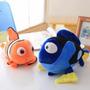 Kit Dory E Nemo 2pelúcias Procurando Dory Musical
