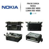 Pin Puerto De Carga Nokia Lumia 800 N800 100% Original