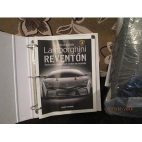 Fascículo Coleção 62 Lamborghini Reventón Planeta Degostini