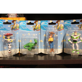 Figuras Disney Set De 4 Toy Story
