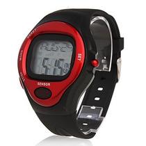 Cronometro Mide Calorias Y Pulso Cardiaco (reloj Con Sensor)