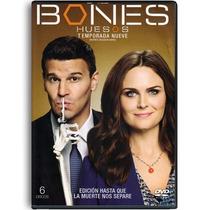 Bones Huesos Novena Temporada 9 Nueve Serie De Tv En Dvd