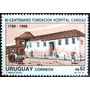 Osl Sello 1293 Mint Uruguay Hospital De Caridad
