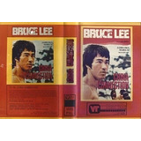 Bruce Lee China Connection Caratula Gigante Video Time Vhs