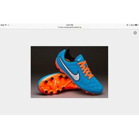 Guayos Marca Nike Para Jovencito Talla Usa 5 Miden 23.5 Cm