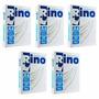 Papel Sulfite A4 Branco Rino 75g - 5 Pacotes - 2500 Folhas