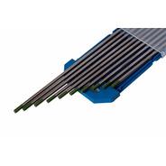 Electrodos De Tungsteno Soldadura Tig Punta Verde 1,6mm Puro