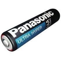 Pilha Panasonic Aaa Palito Comum Pac C/4 Un Ultra Hyper 1,5v