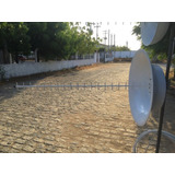 Kit Antena Para Celular Rural 3g Cubica 1800/2100mhz 30dbi