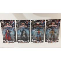 Coleção Liga Da Justiça Vários Modelos Dc Comics Luz Led