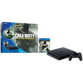 Consola Sony Ps4 Slim 500gb + Call Of Duty: Infinite Warfare