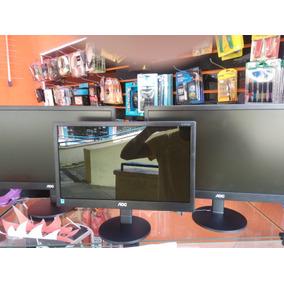 Monitor Aoc Novo Na Caixa Aoc Led E1670swnl 15,6