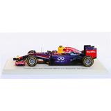 Formula F1 Escala 1:43 Spark Red Bull