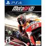 Jogo Novo Lacrado Moto Gp 14 Para Playstation 4 Ps4