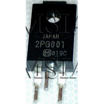 Transistor Igbt 2pg001 - To220f - Novo Pronta Entrega. Msia